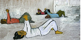 Feldenkrais-pastel